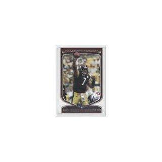 Ben Roethlisberger #177/299 Pittsburgh Steelers (Football