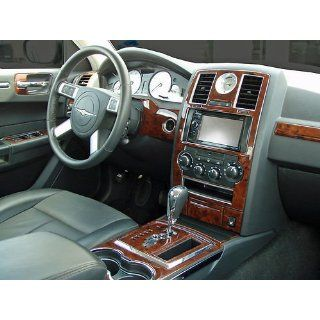 CHRYSLER 300 300C HEMI INTERIOR WOOD DASH TRIM KIT SET