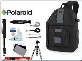 Lowepro SLINGSHOT 302 AW Sling Backpack DSLR Camera Bag