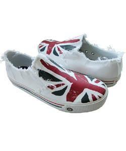 Ben Sherman Womens Sid Canvas Shoes