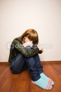 Sad girl  Stock Photo © Xalanx #2251270