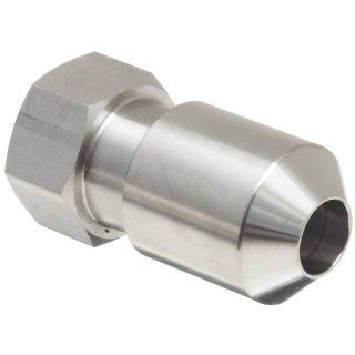 Dixon 13SLN Stainless Steel 304 Spring Loaded Nut for Wing Nut Style
