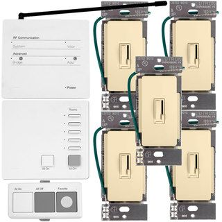 Lutron AuroRa Wireless Lighting Control System