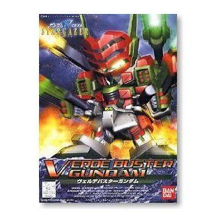 BB Gundam 294 Verde Buster model kit Toys & Games