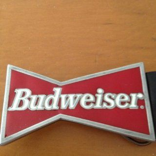 Budweiser Belt Buckle and Belt Everything Else
