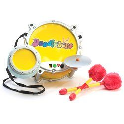 Doodlebops Drum Set: Toys & Games