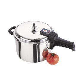 ULTREX Nonstick 6 qt. Pressure Cooker Kitchen & Dining