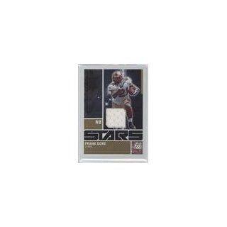 Frank Gore/299 #59/299 San Francisco 49ers (Football Card