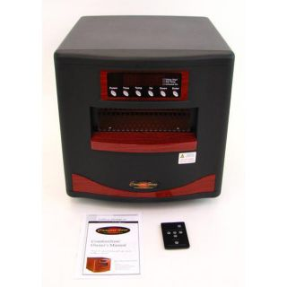 Comfort Zone Electric Portable Space Infrared Heater