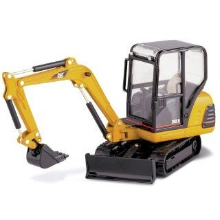 Norscot Cat 302.5 Mini Hydraulic Excavator with work tools