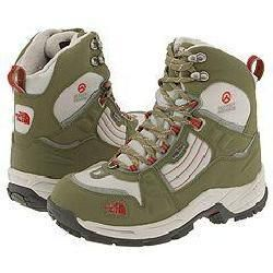 The North Face Lifty 400 GTX Sage Green/Moonlight Ivory Boots