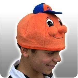 Syracuse Orange Team Mascot Hat NCAA College Athletics Fan