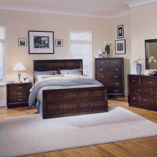 Broyhill Northern Lights Queen Bed