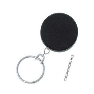 2 Heavy Duty Pull Reel Key Chain Key ID Badge Belt Clip w