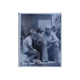 Clint & Rance Howard Gentle Ben Original 7X9 T V Photo #