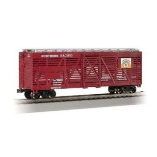 Bachmann Industries Inc. 40 Stock Car Northern Pacific (Pig Palace