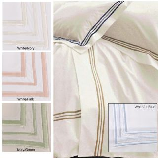 Frette Completo Letto Angolie 600tc Sheet Set