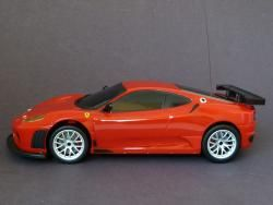 MJX Ferrari F430GT RTR 4 band Remote Control Car