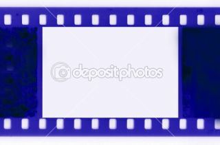Film frame empty blank  Stock Photo © konstantin32 #2420114