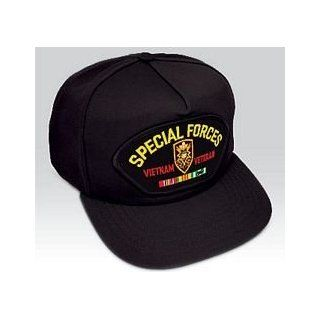 US Army Vietnam MACV Special Forces Ball Cap Everything