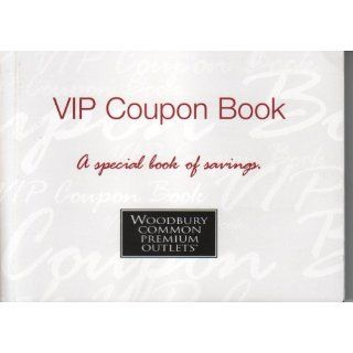 Woodbury Common Premium Outlets VIP Coupon Book Premiumoutlets