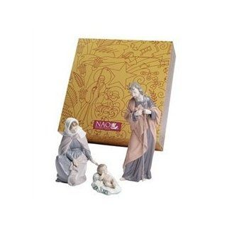 Nao by Lladro Collectible Porcelain Figurine NATIVITY set