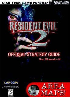Resident Evil 2 Official Strategy Guide (Brady Games) BradyGames