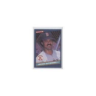 Joaquin Gutierrez, Boston Red Sox (Baseball Card) 1986 Donruss #335