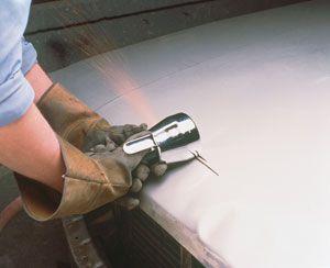 Ingersoll Rand 326 Heavy Duty Air Cut Off Tool