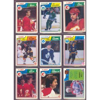 1983 OPC O Pee Chee #326 Jim Benning Maple Leafs (Mint