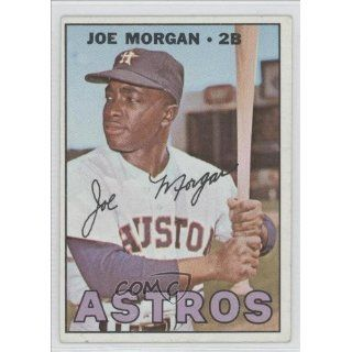 Morgan Houston Astros (Baseball Card) 1967 Topps #337 Collectibles