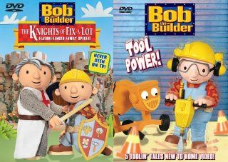 Bob the Builder Tool Power/Knights of Fix a Lot Bob the
