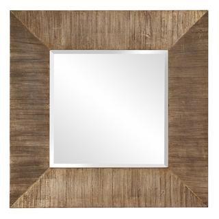 Allan Andrews James Reclaimed Wood Mirror
