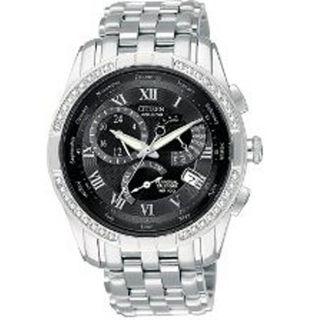 Citizen Eco Drive Calibre Mens Diamond Watch