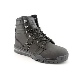 DC Mens Lieutenant WR Leather Boots