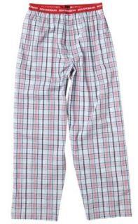 Ben Sherman Herren Pyjamahose mit Karomuster Bekleidung