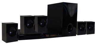 Thomson HT250SB 5.1 Heimkinosystem (450 Watt, HDMI, Upscaler 1080p