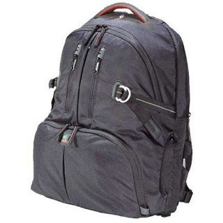 Kata DR 467 Digital Rucksack mit Roten Applikationen: