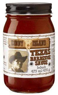 Konny Island   Texas Barbecue Sauce   473 ML Lebensmittel