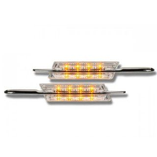 FK Automotive LED Seitenblinker Set BMW 3er Typ E90/E91/E92 Bj. 05 08