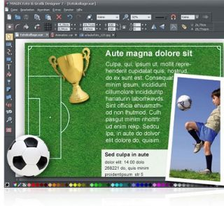MAGIX Foto & Grafik Designer 7 [Download] Software