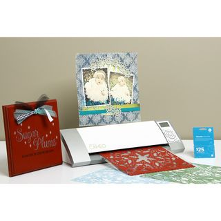 Silhouette Cameo 12 x 10 Die Cutting Machine with $25 Download Card