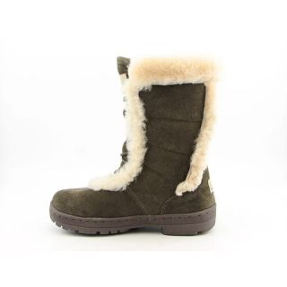 Bearpaw Womens ALYSSIA Brown Boots