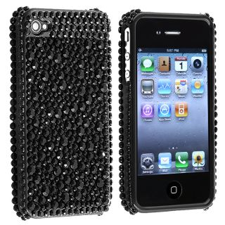 Black Diamond Case for Apple iPhone 4 AT&T/ Verizon