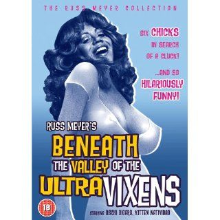 The Russ Meyer Collection: Beneath the Valley of the Ultravixens UK