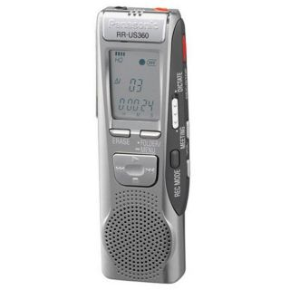 Panasonic RR US360 8 Hour Digital Voice Recorder
