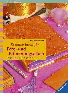 Kreative Ideen für Foto  und Erinnerungsalben. Scrapbooks individuell