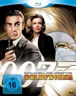 James Bond   Goldfinger [Blu ray] Sean Connery, Honor