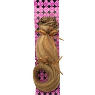 Donna Bella #27/613 (Light Blonde w/ Strawberry) 20 inch Human Remy