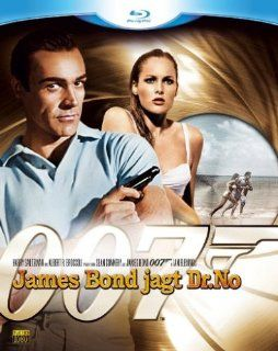 James Bond   Jagt Dr. No [Blu ray] Sean Connery, Ursula
